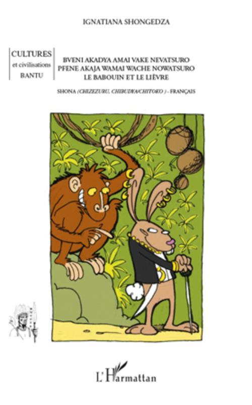 Vente Livre Numérique : Le babouin et le lièvre  - Ignatiana Shongedza