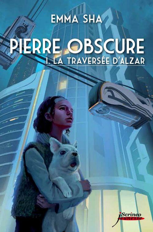 Pierre obscure t.1 ; la traversée d'Alzar
