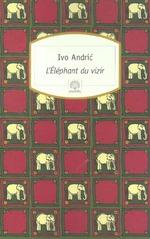 Couverture de L'éléphant du vizir