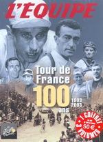 Couverture de Coffret tour de france 100 ans ; 1903-2003