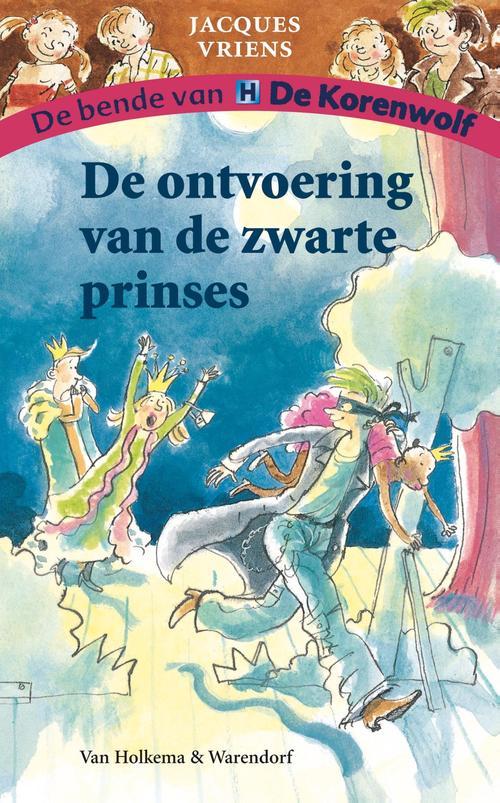 De ontvoering van de zwarte prinses