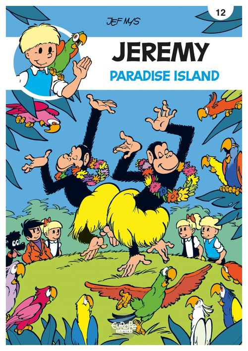 Jeremy - Volume 1 - Paradise Island