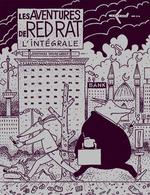 Couverture de Aventures De Red Rat (Les) - Integrale