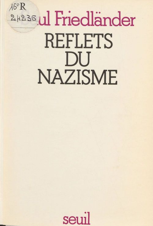 Reflets du nazisme