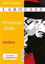 Couverture de La princesse d'elide
