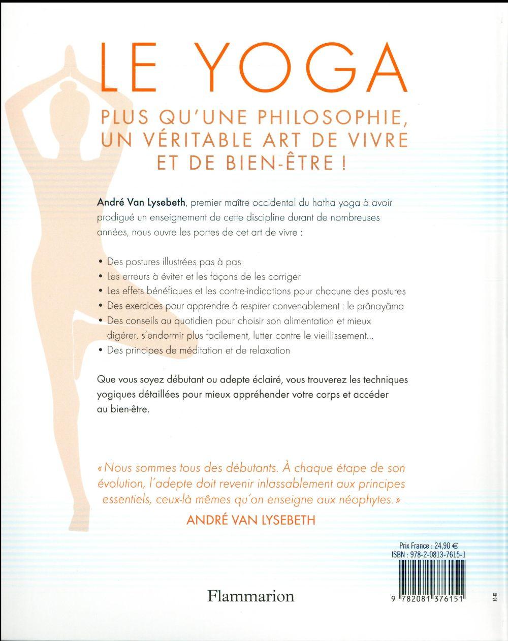 Encyclopédie hatha yoga ; toutes les âsanas pas à pas