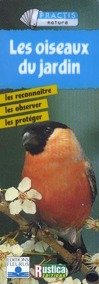 Oiseaux du jardin (les)