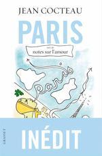 Vente Livre Numérique : Paris  - Jean Cocteau