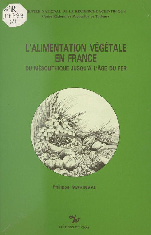 Alimentation vegetale en france