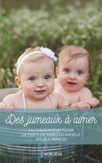 Vente Livre Numérique : Des jumeaux à aimer  - Margaret Barker - Jane Porter - Myrna Mackenzie