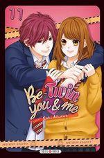 Vente Livre Numérique : Be-Twin you and me T11  - Saki Aikawa