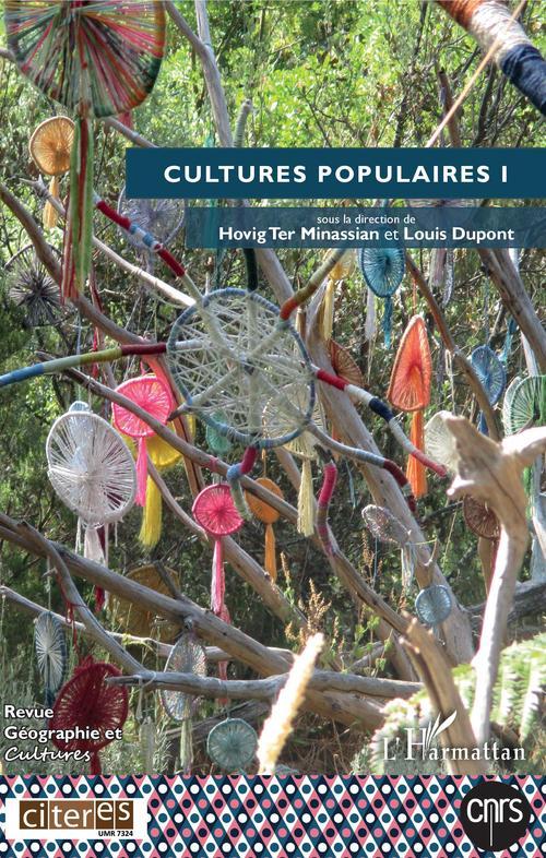 Revue géographie et cultures ; cultures populaires I