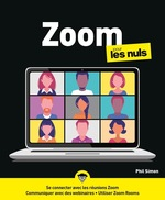 Zoom pour les Nuls, grand format  - Phil Simon