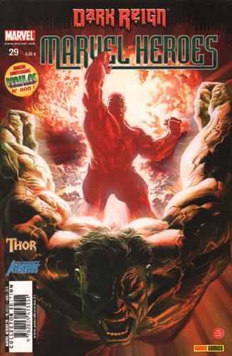 Marvel Heroes - Dark Reign T.29