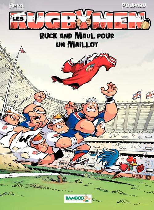 Les Rugbymen  - Poupard  - Béka