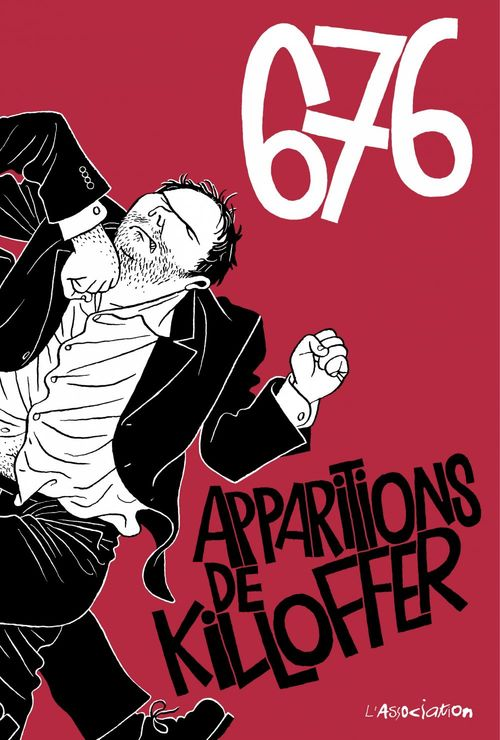 676 apparitions de Killoffer