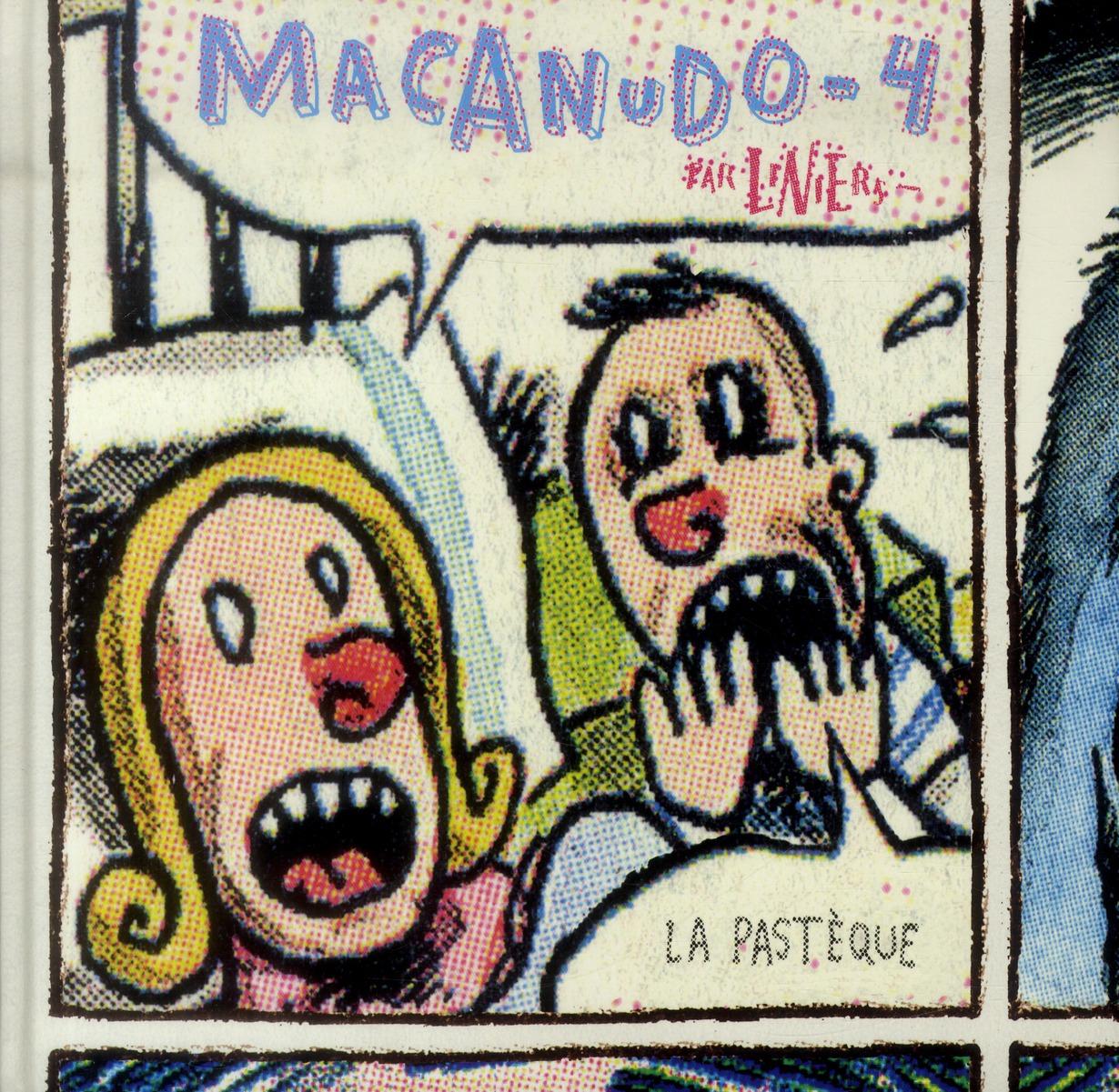Macanudo t.4