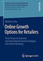 Online Growth Options for Retailers  - Matthias Schu