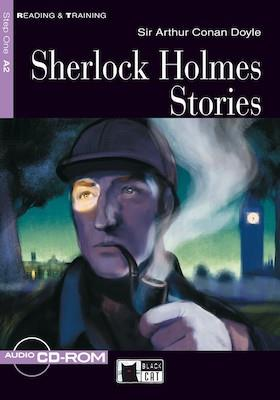 Sherlock Holmes Stories + Cd-Rom Audio A2 (Reading & Training)
