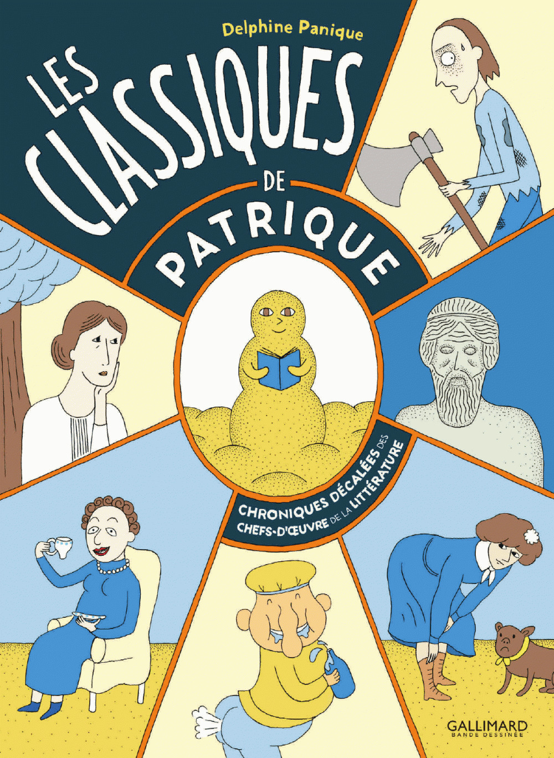 Les Classiques de Patrique  - Delphine Panique