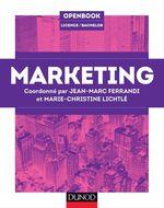 Marketing  - Jean-Marc Ferrandi - Marie-Christine Lichtle
