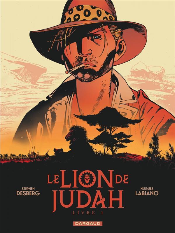 Le lion de Judah T.1
