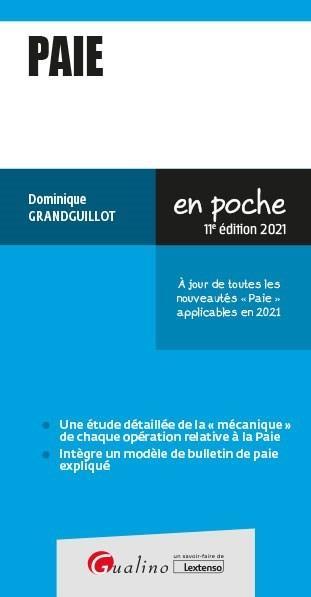 Paie (édition 2021)