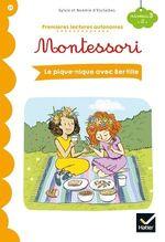 Vente EBooks : Premières lectures autonomes Montessori Niveau 3 - Le pique-nique avec Bertille  - Stéphanie Rubini