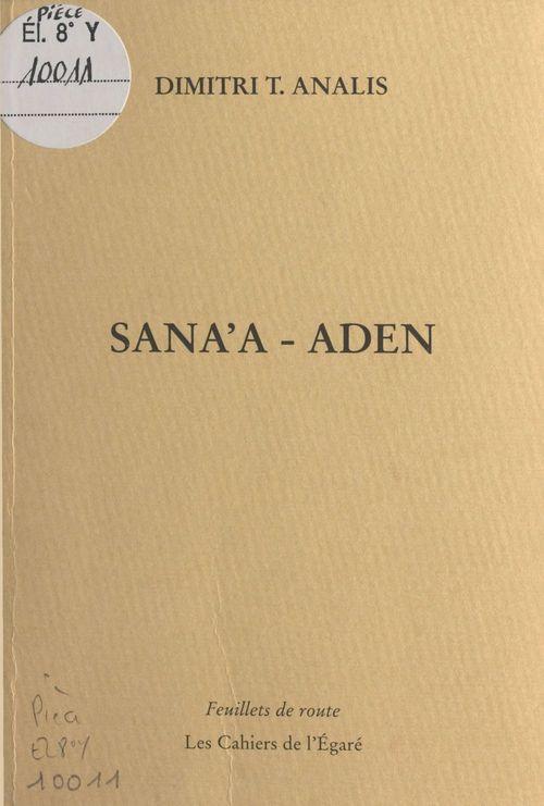 Sana'a-Aden