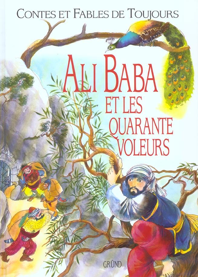 Ali-baba et les quarante voleurs