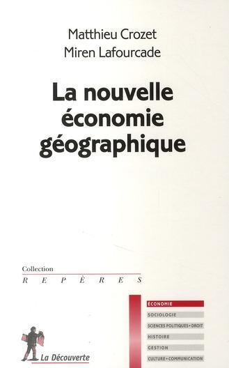 Nouvelle Economie Geographique