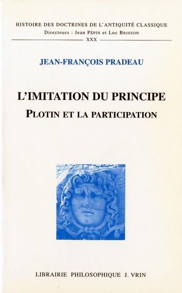 L'imitation du principe ; plotin et la participation