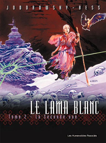 Le Lama Blanc t.2 ; la seconde vue