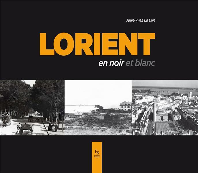 Lorient en noir et blanc
