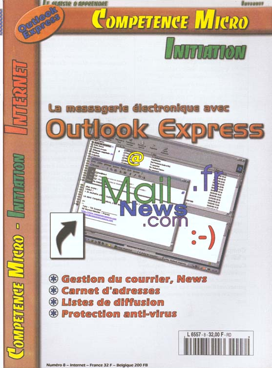 La messagerie electronique avec outlook express