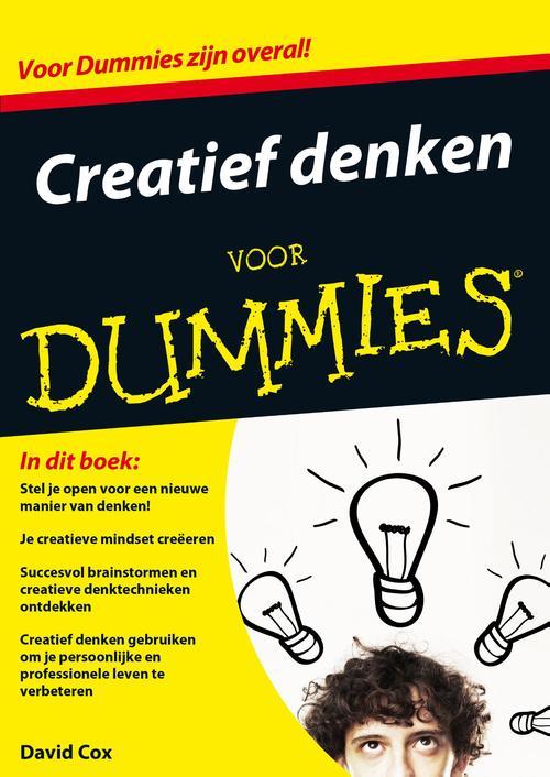 Creatief denken voor Dummies