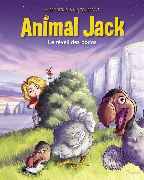 Animal Jack - tome 4 - Le réveil des dodos