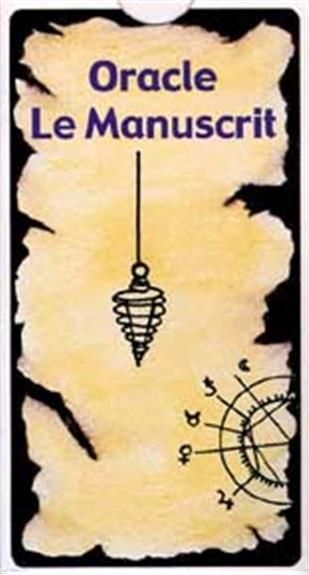Oracle le manuscrit ; le jeu de 43 cartes