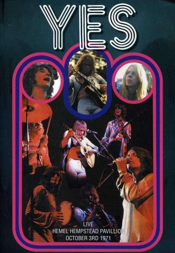 live - Hemel Hempstead pavillion - october 3rd 1971