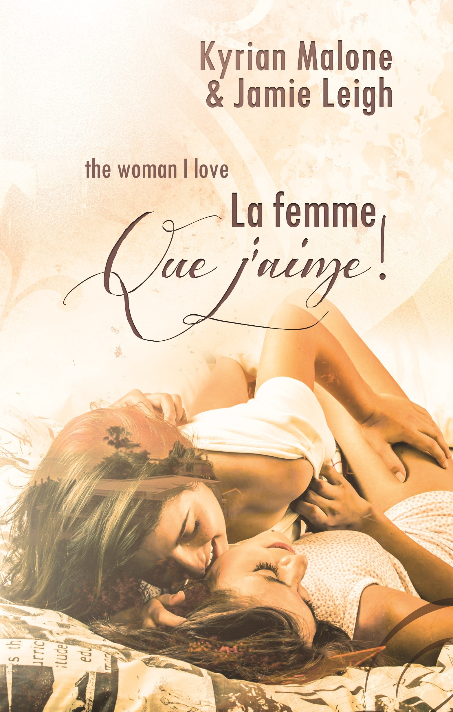 The woman I love (La femme que j'aime)   Nouvelle lesbienne