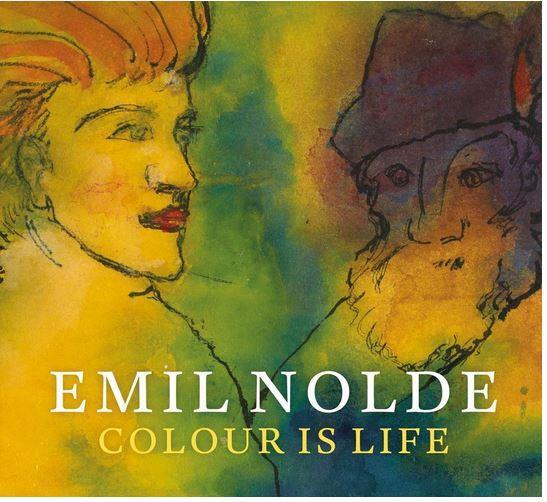Emil Nolde ; colour is life