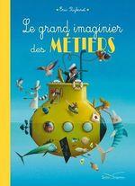 Vente EBooks : Le grand imaginier des métiers  - Éric Puybaret