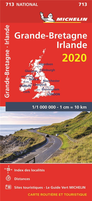 GRANDE-BRETAGNE, IRLANDE 2020