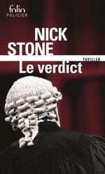 Vente EBooks : Le verdict  - Nick Stone