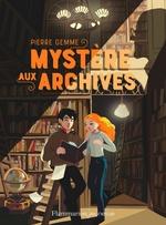 Vente Livre Numérique : Mystères aux Archives  - Pierre Gemme