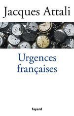 Couverture de Urgences françaises