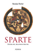 Histoire de Sparte  - Nicolas Richer