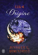 Vente Livre Numérique : Lux (Tome 4) - Origine  - Jennifer L. Armentrout