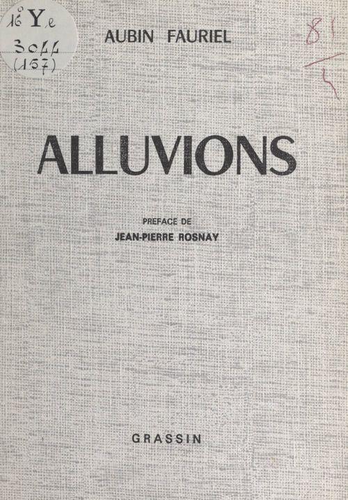 Alluvions