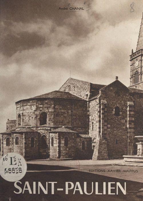 Saint-Paulien et le château de la Rochelambert